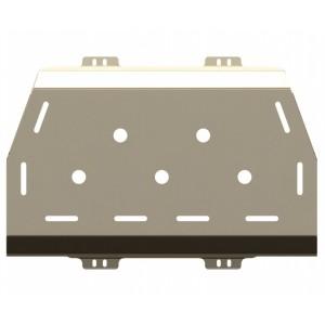 Защита топливного бака алюминий 5 мм Шериф 15.2280 Nissan Safari 1997–2007