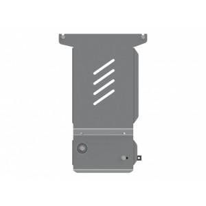 Защита АКПП алюминий 5 мм Шериф 15.2785 Infiniti Q50 2014–