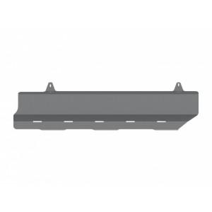 Защита топливных трубок алюминий 5 мм Шериф 18.2607 Renault Duster 2012–
