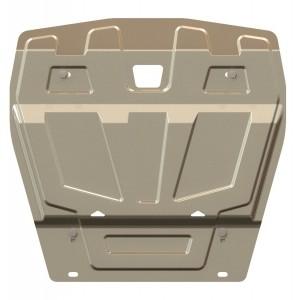 Защита картера алюминий 5 мм Шериф 23.1570 Suzuki Grand Vitara –2005