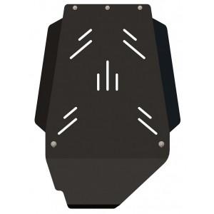 Защита АКПП и РК сталь 2,5 мм Шериф 24.0673 Lexus LX470 – для 0530 2002–2007
