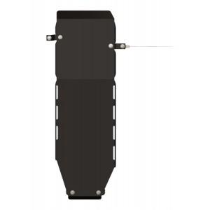 Защита топливного бака сталь 2,5 мм Шериф 29.1888 SsangYong Kyron 2005–