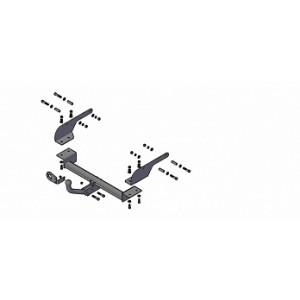 Фаркоп Трейлер 7750 на Nissan Almera с 2013–2015 (дорейстайлинговый) (кроме классик)