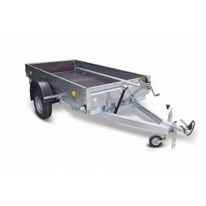 Прицеп для перевозки квадроцикла Трейлер 829450 СПОРТ 2,6x1,3 рессорный